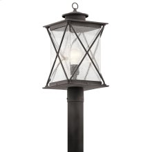 Argyle Collection Argyle 1 Light Outdoor Post Mount WZC