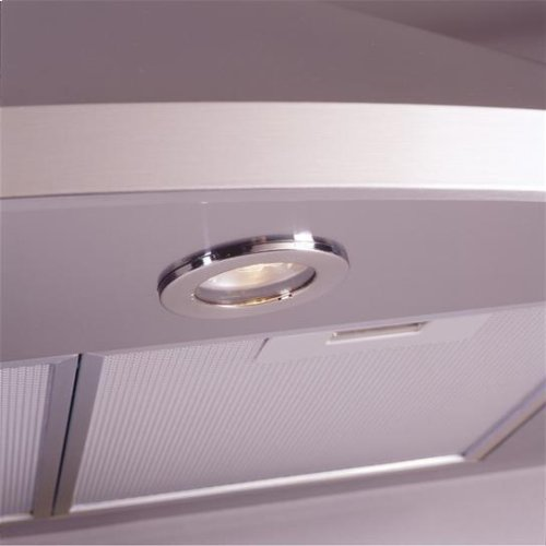 """36"""" - White Range Hood with 400 CFM Internal Blower DISCONTINUED"""