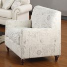 Norah Traditional Oatmeal Chair Product Image