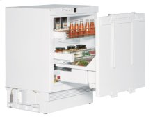 """24"""" Under-worktop refrigerator for integrated use"""