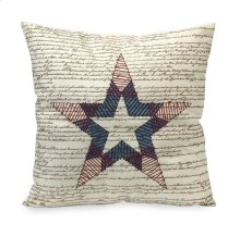 Declaration of Independence Pillow