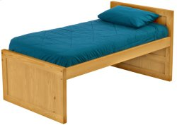 Captain's Bed, Twin, extra-long
