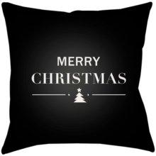 "Merry Holiday PHDMH-001 18"" x 18"""