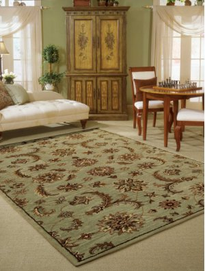 India House Ih83 Ltg Rectangle Rug 3'6'' X 5'6''