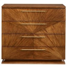 Panavista Madagascar Media Chest in Goldenrod