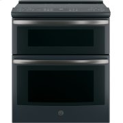 """GE Profile™ 30"""" Slide-In Electric Double Oven Convection Range Product Image"""