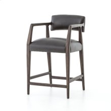 Counter Stool Size Chaps Leather Cover Tyler Bar + Counter Stool