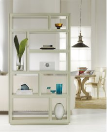Transitions Vertical Bookcase