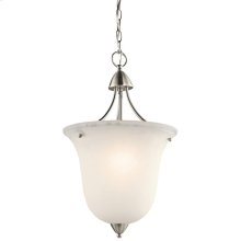 Nicholson Collection 1 Light Nicholson Foyer Pendant NI