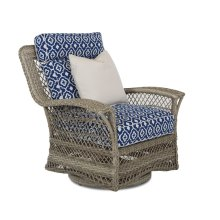 Willow Swivel Glider Chair