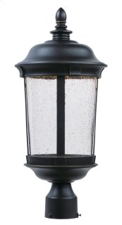 Dover LED Outdoor Post Lantern