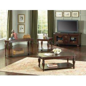"""Steve Silver Co.Antoinette TV Cabinet, 60""""X22""""X28"""""""