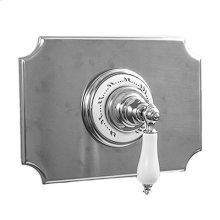 """3/4"""" Imperial Deluxe Thermostatic Shower Set with 025 Handle"""