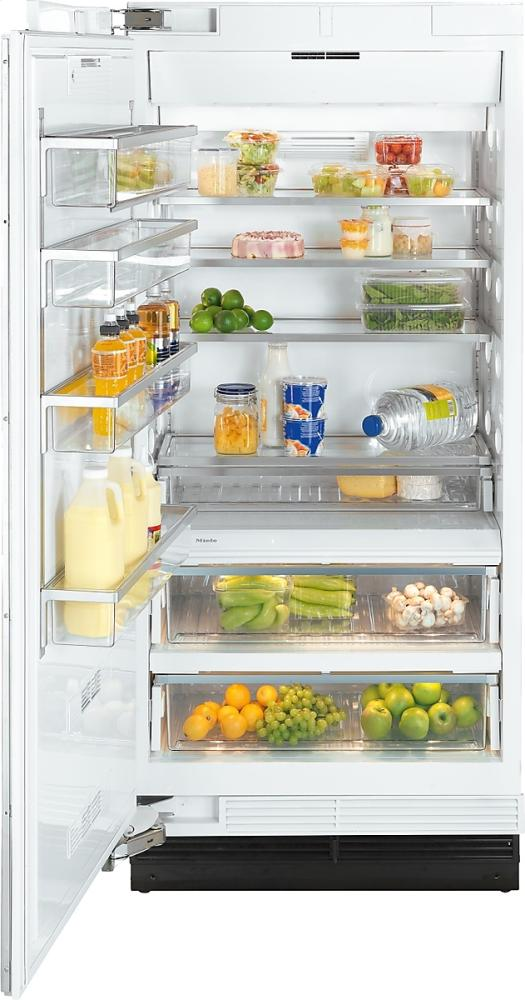 MieleK 1913 Vi Mastercool Refrigerator With High-Quality Features And Maximum Storage Space For Fresh Food.