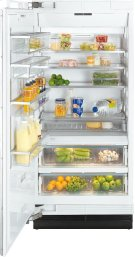 K 1913 Vi MasterCool refrigerator with high-quality features and maximum storage space for fresh food. Product Image