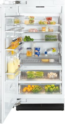 K 1913 Vi MasterCool refrigerator with high-quality features and maximum storage space for fresh food.