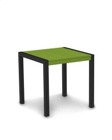 """Textured Black & Lime MOD 30"""" Dining Table"""
