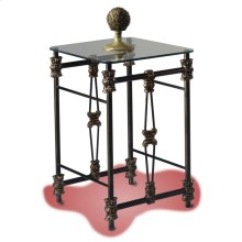 Friendship Iron Side Table - #447