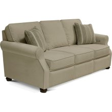 Harmony Beckett Sofa with Power Ottoman 7Z00-01