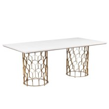 Gatsby Concrete Dining Table