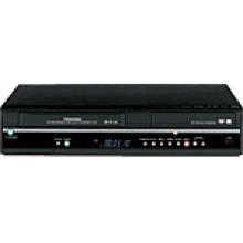 D-VR6 DVD/VHS Combination Recorder