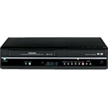 D-VR6 DVD/VHS Combination Recorder
