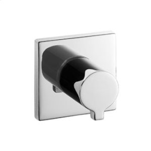 Chrome Trim Kit A Trim Kit Comprises the Function Unit and the Visible Components Which Are Fitted To the Basic Concealed Unit That Is Installed During the First Fix Phase of Construction.