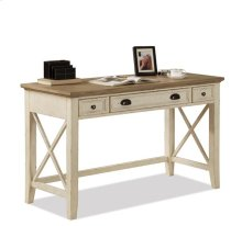 Coventry Writing Desk Weathered Driftwood/Dover White finish