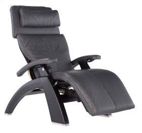 Perfect Chair PC-LiVE™ - Gray Premium Leather - Matte Black