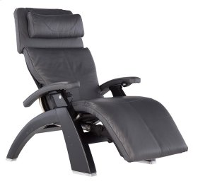 Perfect Chair PC-LiVE™ PC-610 Omni-Motion Classic - Gray Premium Leather - Matte Black