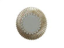 Key Largo Round Mirror