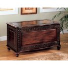 Traditional Deep Tobacco Cedar Chest Product Image