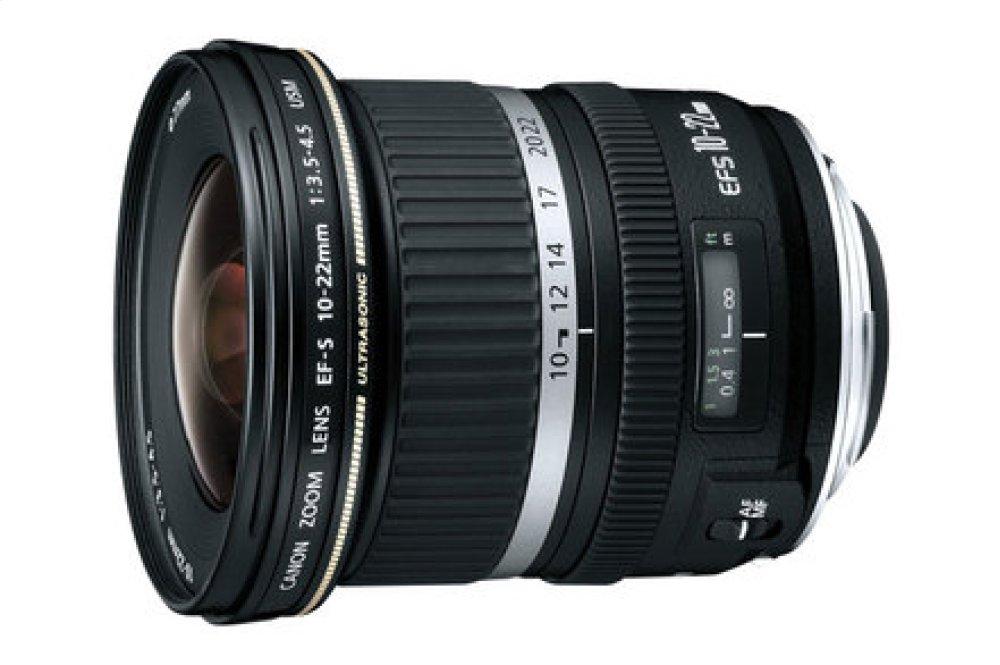Canon EF-S 10-22mm f/3.5-4.5 USM Ultra-Wide Zoom Lens