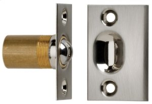Ball Catch - Solid Brass in US3 (Polished Brass, Lacquered) Product Image