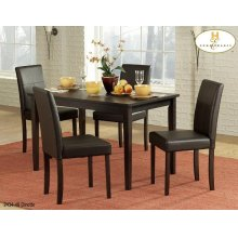 Side Chairs 4pc/1ctn