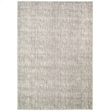 Starlight Sta02 Pewter Rectangle Rug 5'3'' X 7'5''