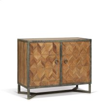 Ripley Parquet Chest/Small Sideboard with 2 Doors