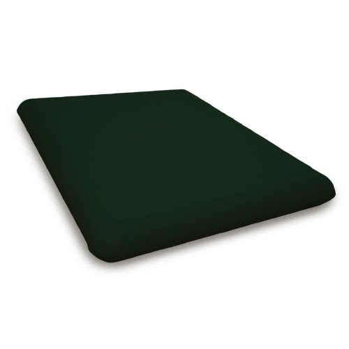 "Forest Green Seat Cushion - 17.5""D x 20""W x 2.5""H"