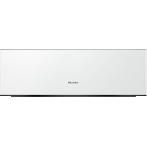 Miele30 inch handless warming drawer with 9 3/16 inch front panel height with the low temperature cooking function - much more than a warming drawer.