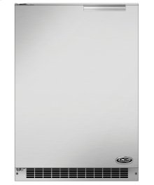 "24"" Outdoor Refrigerator, Left Hinge"