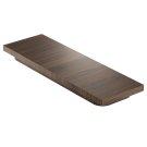 Cutting board 210076 - Walnut Stainless steel sink accessory , Walnut Product Image