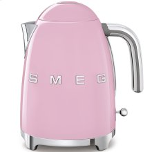 Electric Kettle, Pink