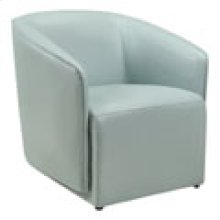 CH-126 Astro Sky Leather Recliner