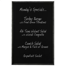 Wendy Chalk Board