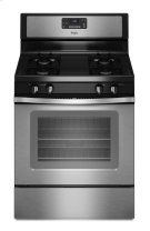 5.0 cu. ft. Capacity Gas Range with AccuBake® Temperature Management System Product Image