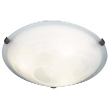 Aero - 3 Light Flush Mount