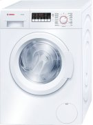 """Serie  6 24"""" Compact Washer Ascenta - White WAP24200UC Product Image"""