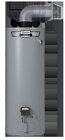 ProLine Direct Vent 40-Gallon Gas Water Heater