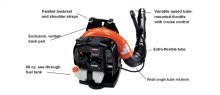 PB-770T Powerful Tube-Mounted Throttle Backpack Leaf Blower