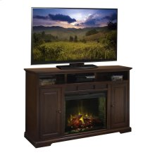"Brentwood 64"" Fireplace Console"